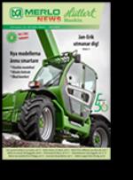 Merlo News 2014